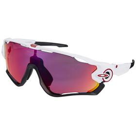 Oakley Jawbreaker - Gafas ciclismo - blanco
